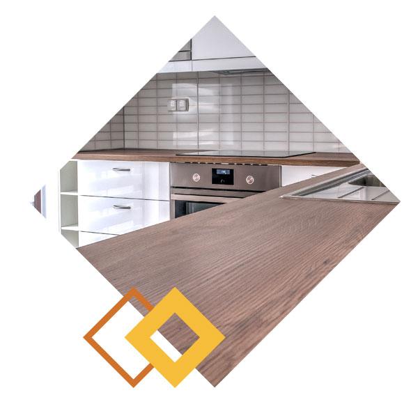 fabrication et installation des cuisines